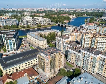 ЖК «Октавия»: ход строительства, Сентябрь 2020