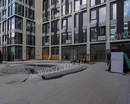 МФК «Play»: ход строительства, Сентябрь 2020