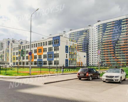 ЖК «Краски лета»: ход строительства дома №15, Сентябрь 2020