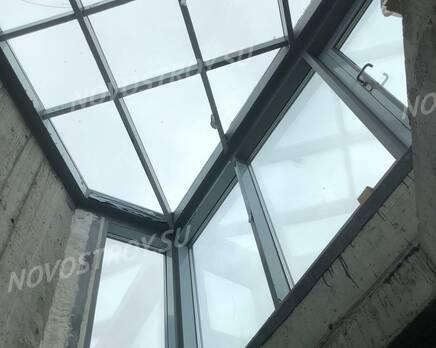 ЖК White.House: ход строительства, Сентябрь 2020