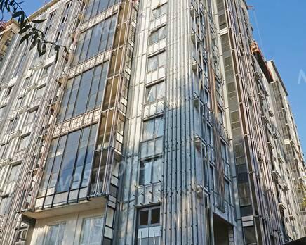 ЖК «Новый Лесснер»: ход строительства корпуса №3, Октябрь 2020