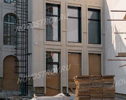 МФК «Cameo Moscow Villas»: ход строительства, Октябрь 2020