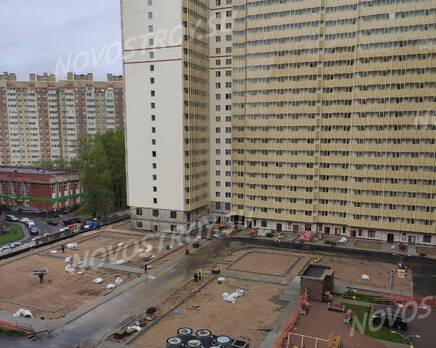 ЖК «Невская Звезда»: ход строительства, Октябрь 2020