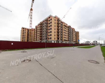 ЖК «NewПитер»: ход строительства, Октябрь 2020