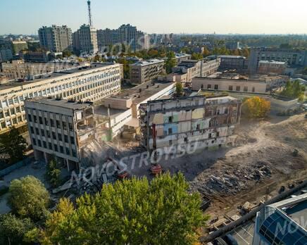 ЖК «Domino»: ход строительства, Ноябрь 2020