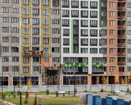 ЖК «Урбанист»: ход строительства, Ноябрь 2020