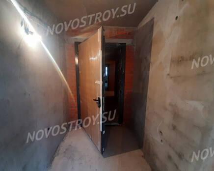 ЖК «Поэт»: ход строительства корпуса №11, Ноябрь 2020