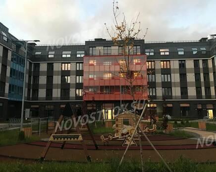 ЖК «Наутилус»: ход строительства, Ноябрь 2020