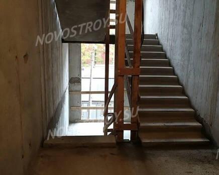 ЖК «Клубный дом Б57»: ход строительства, Ноябрь 2020