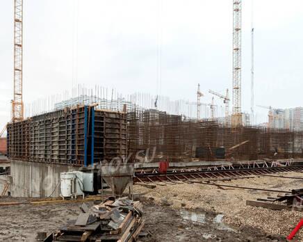 ЖК «Аэросити 2»: ход строительства, Ноябрь 2020