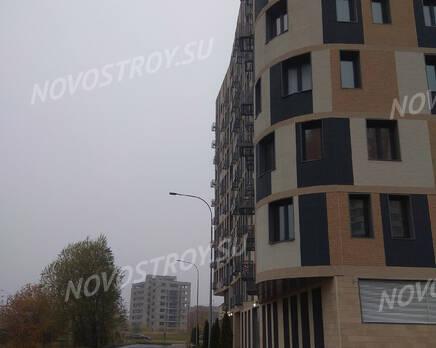 МФК «Nord»: ход строительства, Ноябрь 2020