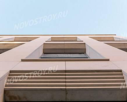 МФК «Cameo Moscow Villas»: ход строительства, Ноябрь 2020