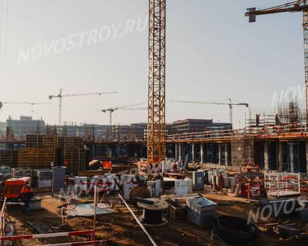 ЖК «Homecity»: ход строительства, Ноябрь 2020