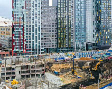 ЖК «Headliner»: ход строительства, Декабрь 2020