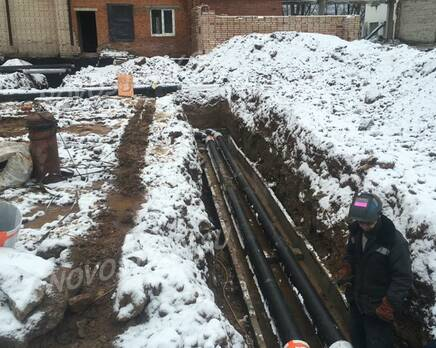 ЖК «Волхов»: ход строительства, Декабрь 2020
