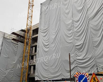 ЖК «Villa Grace»: ход строительства, Декабрь 2020