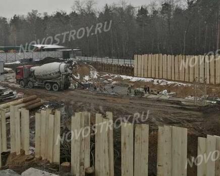 МФК B'aires: ход строительства, Декабрь 2020