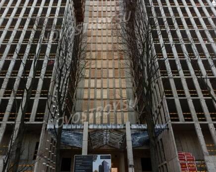 ЖК «Институтский, 16»: ход строительства, Декабрь 2020