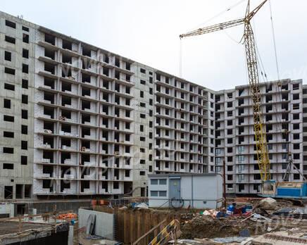 ЖК «All inclusive»: ход строительства, Декабрь 2020
