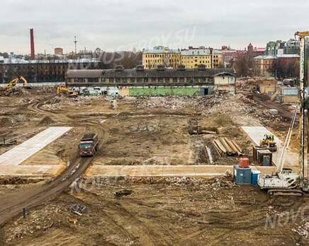 ЖК «Кантемировская 11»: ход строительства, Декабрь 2020