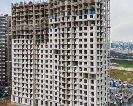 ЖК «UP-квартал «Московский»: ход строительства, Декабрь 2020