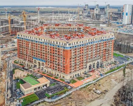ЖК «Ariosto!»: ход строительства, Декабрь 2020