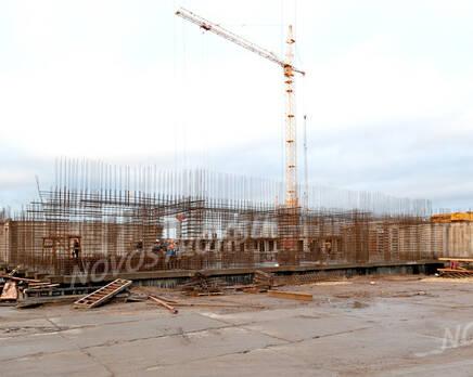 ЖК «Аэросити 2»: ход строительства, Декабрь 2020