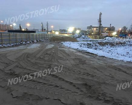 МФК «Начало»: ход строительства, Декабрь 2020