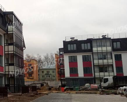 МЖК «7 park»: ход строительства, Декабрь 2020