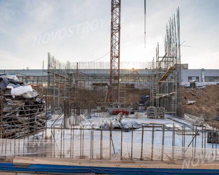 ЖК «City Bay»: ход строительства, Декабрь 2020