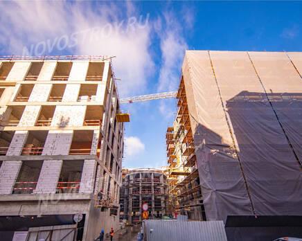МФК «Roza Rossa»: ход строительства, Декабрь 2020