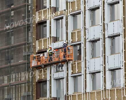 ЖК «balance»: ход строительства, Декабрь 2020