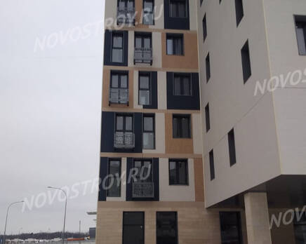МФК «Nord»: ход строительства, Декабрь 2020