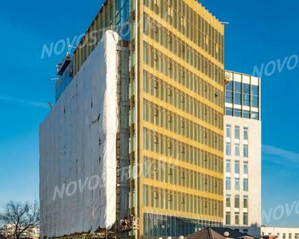 МФК «Mitte»: ход строительства, Декабрь 2020
