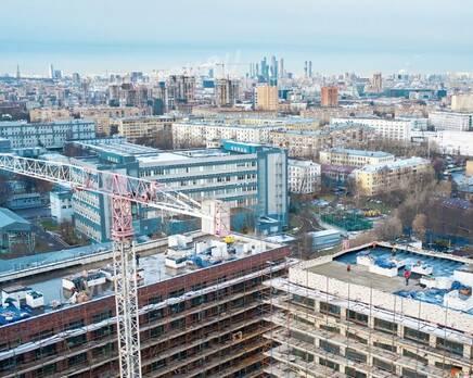 ЖК «Vitality»: ход строительства, Декабрь 2020
