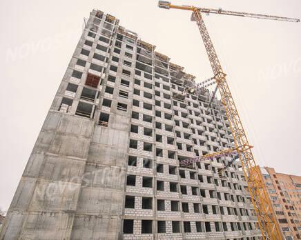 МФК «MainStreet»: ход строительства, Декабрь 2020