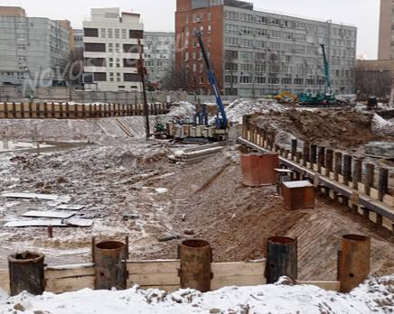 ЖК «iLove»: ход строительства, Декабрь 2020