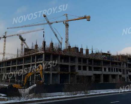 ЖК «Homecity»: ход строительства, Декабрь 2020
