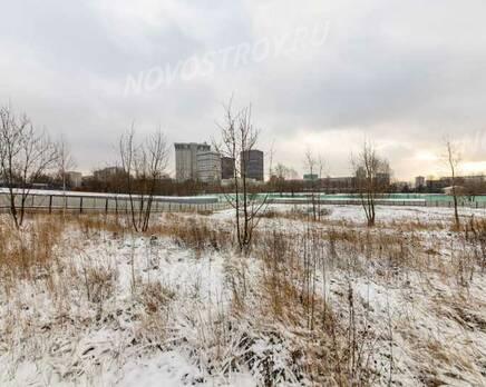 ЖК «AFI Park Воронцовский»: ход строительства, Январь 2021