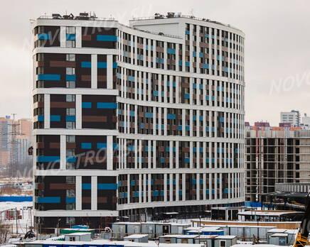 ЖК «Авиатор» (Девяткино): ход строительства, Январь 2021