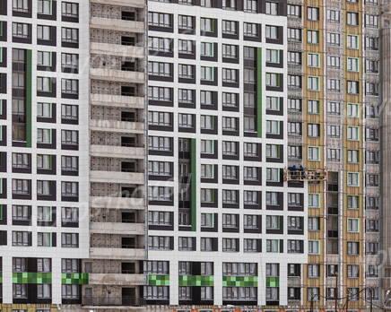 ЖК «Урбанист»: ход строительства, Январь 2021