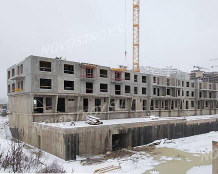 ЖК «Аэросити 2»: ход строительства, Январь 2021