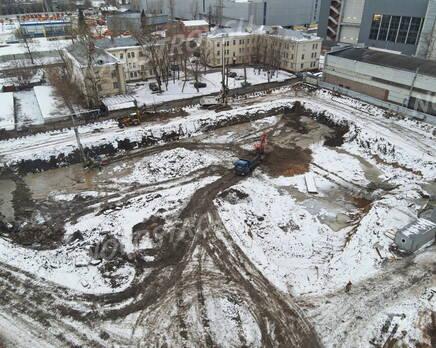 ЖК «Profit»: ход строительства корпуса №8, Январь 2021