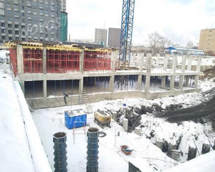 ЖК «Sydney City»: ход строительства корпуса №3, Январь 2021