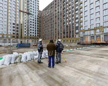 ЖК «balance»: ход строительства, Январь 2021