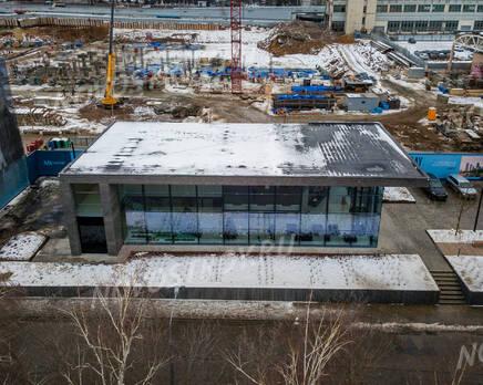 ЖК «City Bay»: ход строительства, Январь 2021