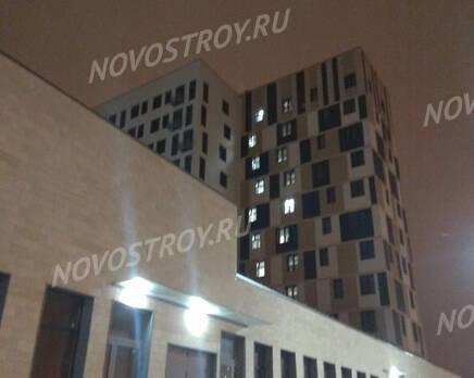 МФК «Nord»: ход строительства, Январь 2021