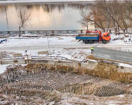 ЖК «Foriver»: ход строительства, Январь 2021
