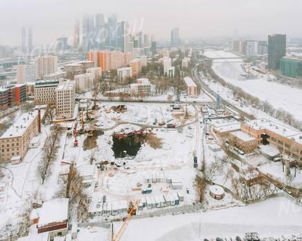 ЖК «Level Причальный»: ход строительства, Январь 2021