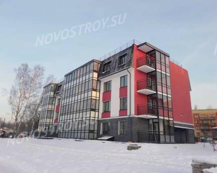 МЖК 7 park: ход строительства, Январь 2021